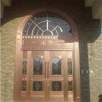 供应甘肃天水铜门、紫铜门价格优惠