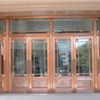 供应宁夏银川铜门、青海西宁铜门质量保证