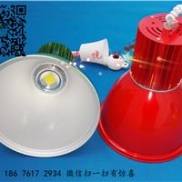 供应绿色LED生鲜灯外壳中山LED增线灯厂家