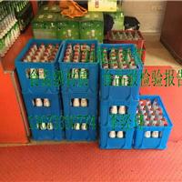 供应厂家直销24瓶豆奶筐,24瓶玻璃瓶果汁筐