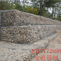 广西石笼网批发 热镀锌格宾网/高尔凡石笼网