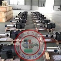 黄山HSNH210-40进口三螺杆泵维修