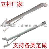 上海厂家供应镀锌立杆不锈钢立杆不锈钢鸭嘴