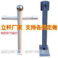 上海厂家供应监控立杆不锈钢立杆镀锌立杆