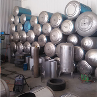 供应不锈钢保温水箱、不锈钢压力罐