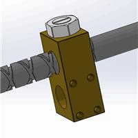 排绳器绕线机往复来回轴往返螺杆双向丝杠