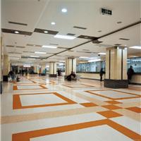 天津展厅橡胶地板