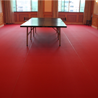 天津729乒乓球地胶公司