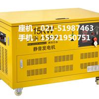 衡水15kw全自动汽油发电机