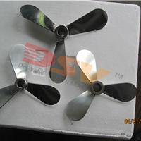 厂家供应304不锈钢三叶型叶片直销桨叶
