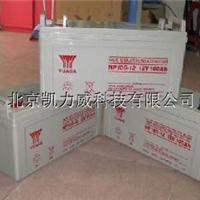 供应汤浅蓄电池NP100-12总代理价格