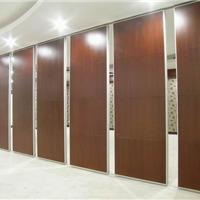 上海酒店活动隔断移动隔音墙/转弯折叠门