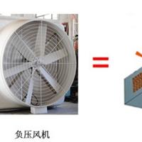 负压风机 降温水帘厂房养殖场通风设备