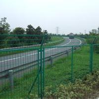 道路绿化带双边丝折弯护栏防护网