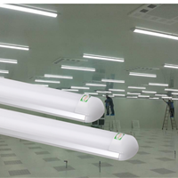 正白/防uv一体净化灯 河源LED净化灯厂家
