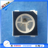 XT1511/SK6812灯珠 全彩驱动IC灯珠 内置IC
