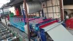 彩钢瓦覆膜机
