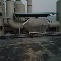 浙江江苏河北橡胶塑料厂的异味废气处理