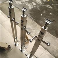 供应不锈钢玻璃栏杆立柱