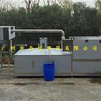 广州全自动隔油提升一体化设备隔油器