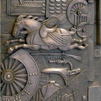 供应铝浮雕厂
