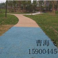 杭州透水混凝土公园路面