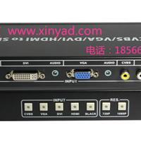��ӦDVI/VGA/HDMI/AVתSDI���ת����