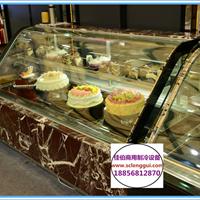 面包房芝士蛋糕保鲜柜 蛋糕店水果冷藏柜