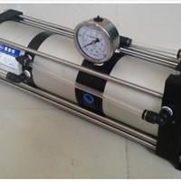 东莞赛森特气驱空气增压泵DGM03,增压阀