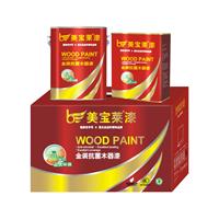 金装抗菌木器漆