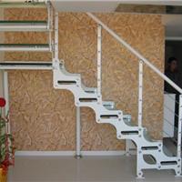 供应实木楼梯扶手铺板楼梯玻璃护栏