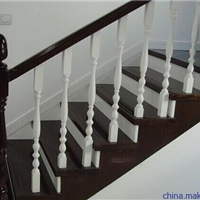 厂家 直销实木楼梯钢木楼梯旋转楼梯玻璃护栏