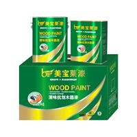 清味抗划木器漆