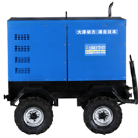 供应400A柴油自发电焊机