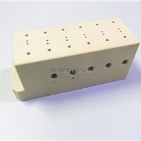 供应电磁阀peek多歧管基板