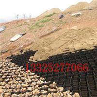 铁路边坡防护施工采用塑料土工格室