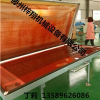 供应大铁门木纹转印机