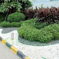 珠海无公害草石隔离带厂家草石隔离带价格