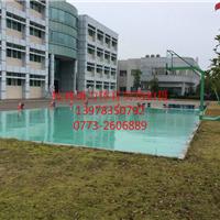 供应桂林硅PU篮球场,桂林塑胶球场价格