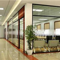 成都铝合隔断墙玻璃办公室隔断墙高隔断定制