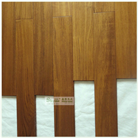 供应 缅甸柚木 实木地板 环保植物油