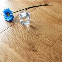 供应 白橡 实木地板 出口 厂家直销