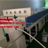 供应PVC仿大理石高分子板uv辊涂流水线