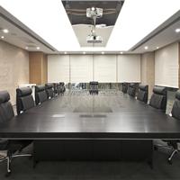 上海震旦厂家直销,会议桌厚实稳重型