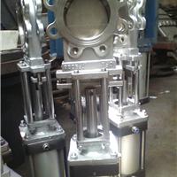 供应SCZ673X-10P气动穿透式插板阀
