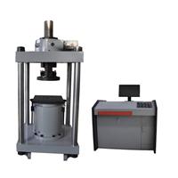供应YAW-E系列微机控制电液伺服压力试验机