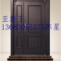 供应上海亚斯王防爆装甲门铸铝别墅门