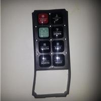 供应配件 F21-E1B 硅胶按键 禹鼎遥控配件