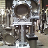 供应SCZ673F-10C气动穿透式闸板阀