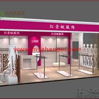 供应大量生产高档货柜服装展柜款式图片